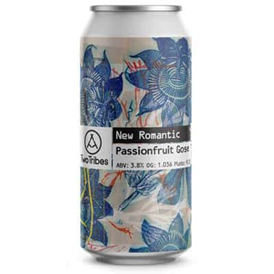 2 Tribes New Romatic 440ml Can