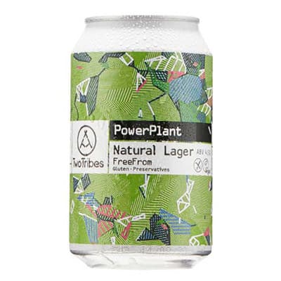 2 Tribes PowerPlant 330ml Can