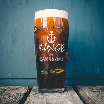 Anchor Range Pint Glass – Single Glass