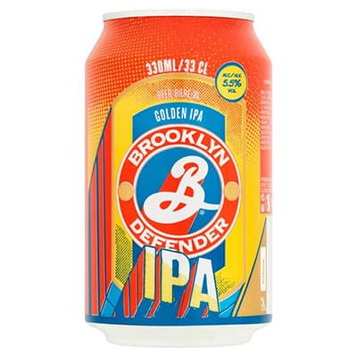 Brooklyn Defender 330ml Can