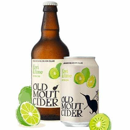 Old Mout Kiwi & Lime Cider