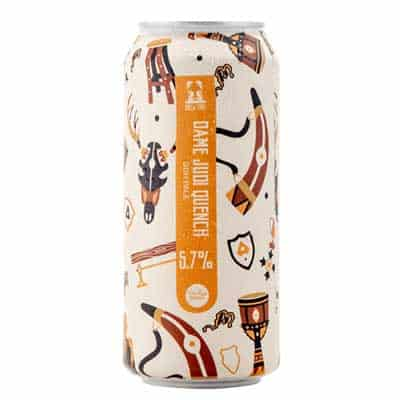 Brew York Dame Judi Quench
