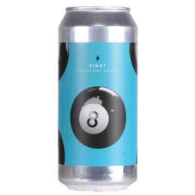 Garage Beer Eight Lychee Barcelona Weisse 4.8%