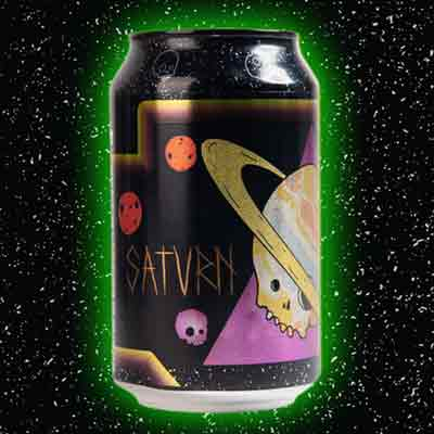 Beaverton Saturn Black IPA