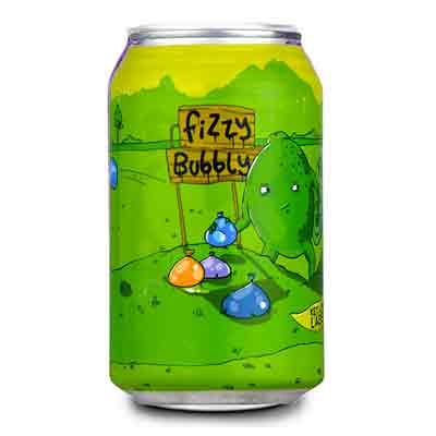 Tiny Rebel Fizzy Bubbly – Lime Lager