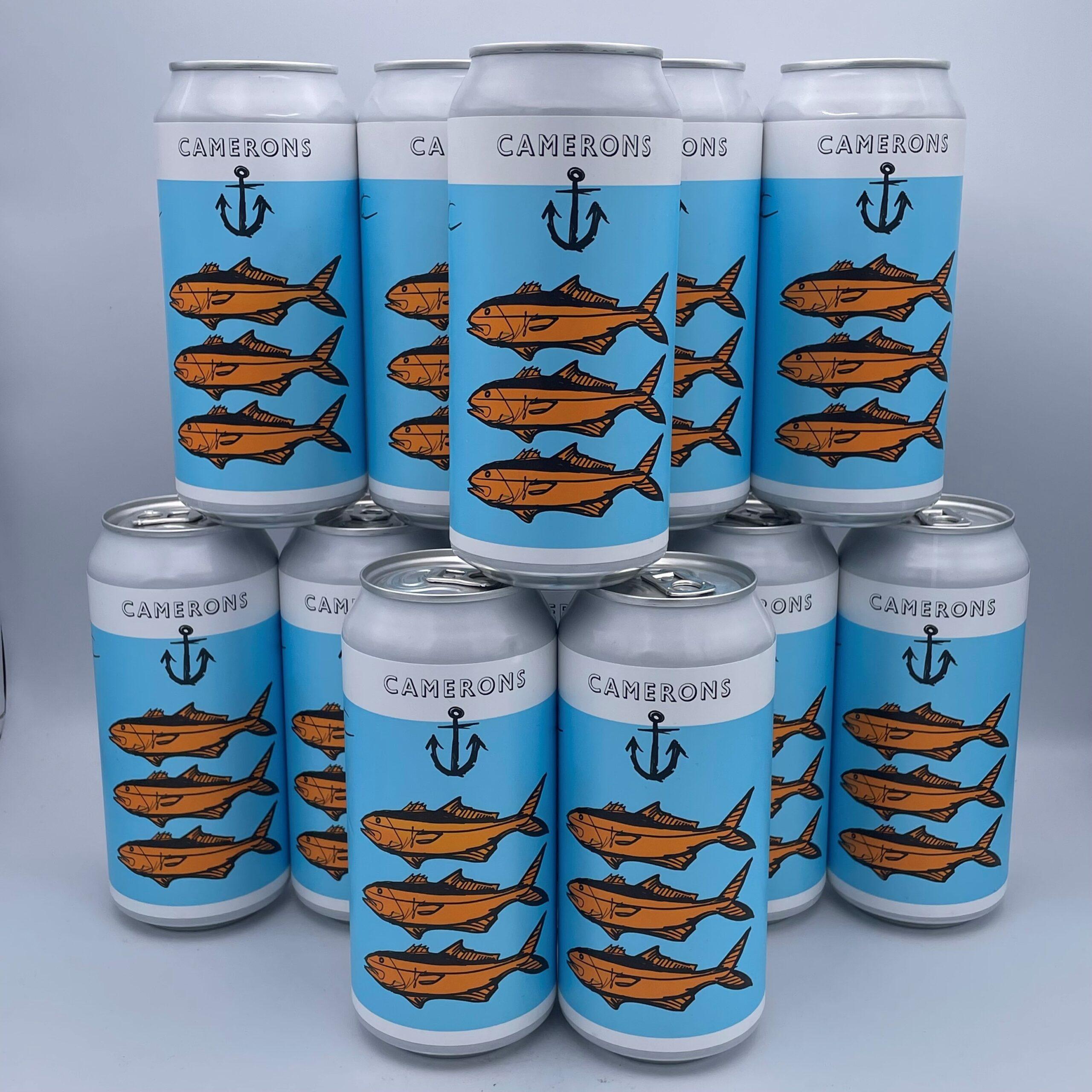 Shoal Blonde Beer 12x440ml 4.2%