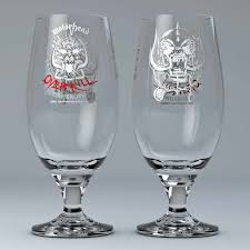Motörhead Overkill Pint Glass