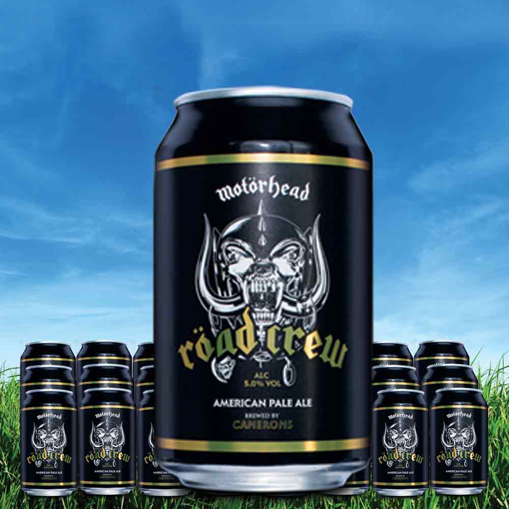 Festival Road Crew Cans 24 Pack Stonedead